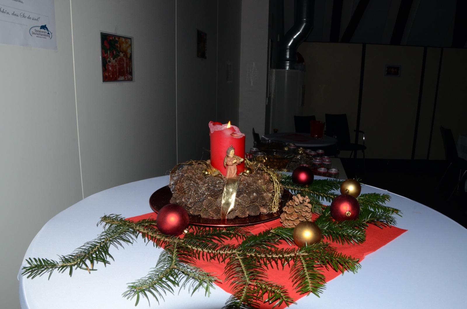 Erzählcafe im Advent