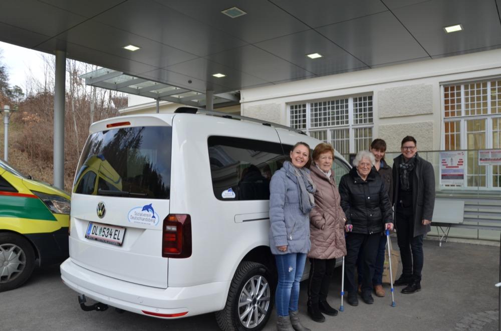 """multimodAAL – Startschuss im Februar """"Erste Fahrt zur Neurologie nach Graz"""""""